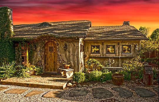 Randall Branham - adobe abode
