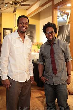 Adrian Pickett And Dwele by Cadillac motivations