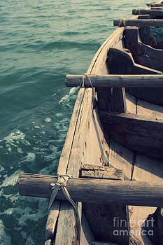 Adrift by Vishakha Bhagat