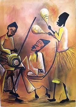 Adungu Band by Muwumbo