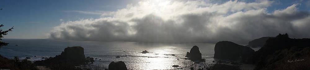 Mick Anderson - Advancing Fog Panoramic