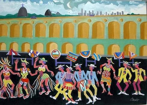 Aecio Tema Carnaval Nos Arcos Da Lapa  A.s.t by Naifjunior Naifjunior