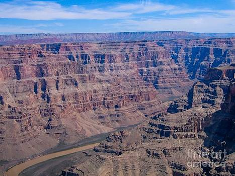 Sophie Vigneault - aerial Grand Canyon