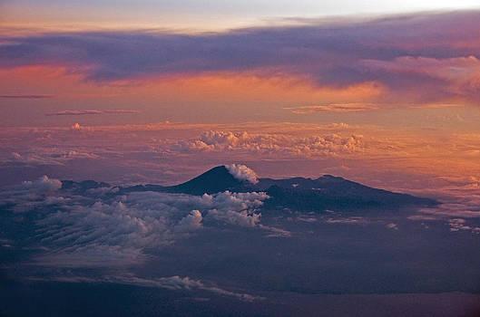 Dennis Cox - Aerial of Bali