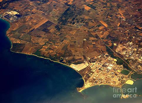 Justyna Jaszke JBJart - Aerial photography - Italy Continent