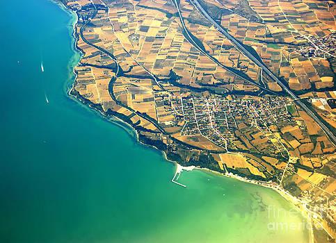 Justyna Jaszke JBJart - Aerial photography - Italy coast