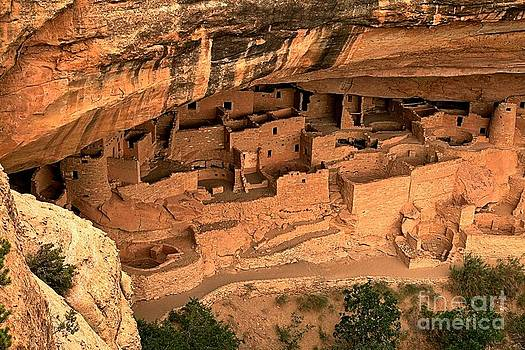 Adam Jewell - Aerial View Of Cliff Palace