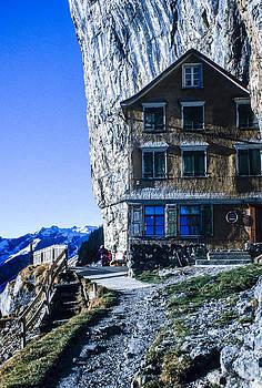 Aescher Hotel by Tina Manley