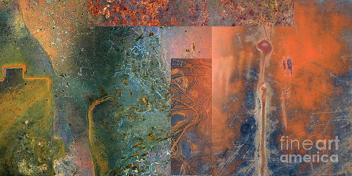 Aesthetics of Entropy 2 by Rick Wheeler
