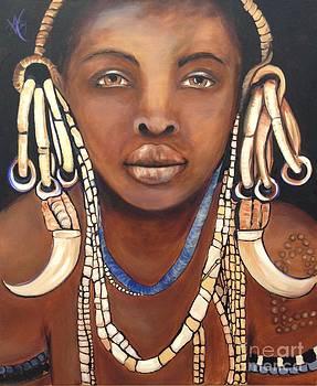 Aferican Eyes by Aimee Vance