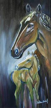 Affection by Helene Khoury Nassif