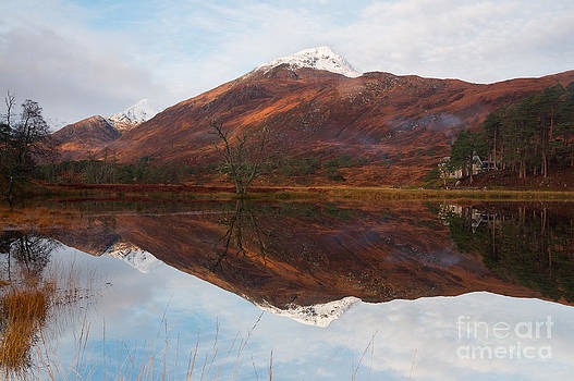 Affric Reflections by Howard Kennedy