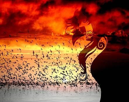 Africa Cinderela by Nicole Champion