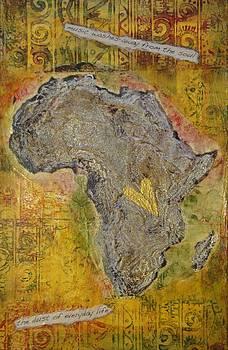 Africa by Indigo Carlton