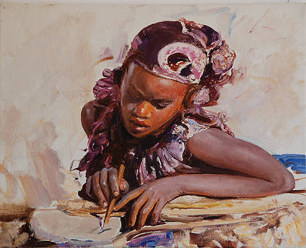 Africa by Sefedin Stafa