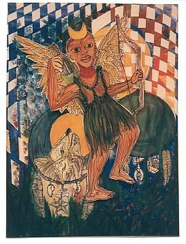 African Artemis by Kalikata MBula