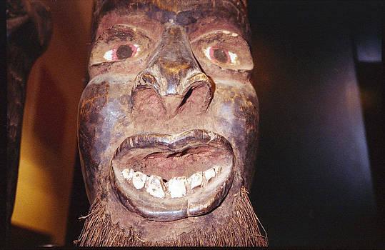 Juan  Bosco - African devil