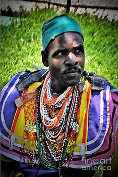 Jost Houk - African Look