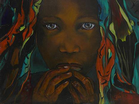 African Queen by Ken Caffey