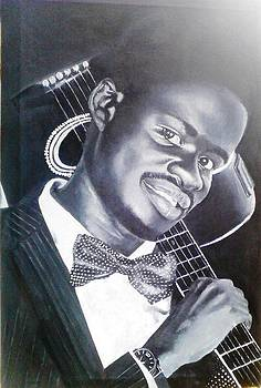 African smile by James Opeto