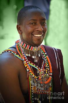 Jost Houk - African Smile