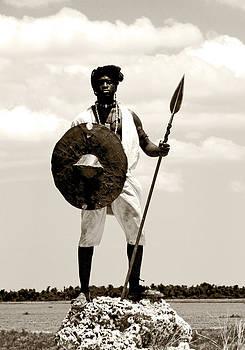 Stuart Brown - African Warrior 2