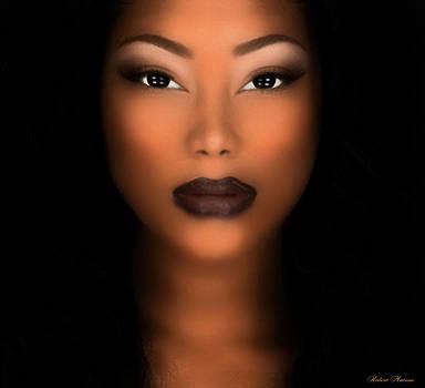African Woman by Robert Matson