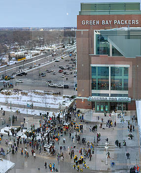 After a Winter Packers Game by Stephen Farley