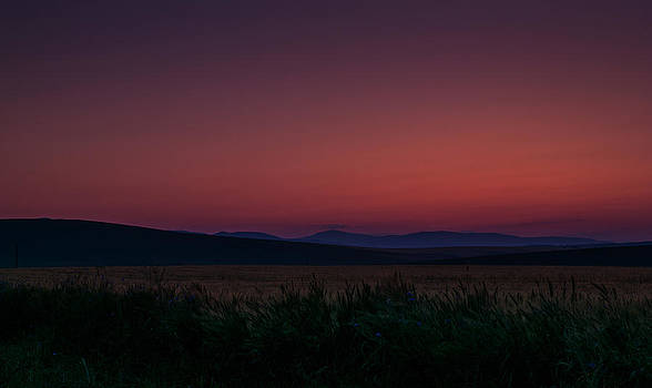 After sunset by Catalin Petre Stan