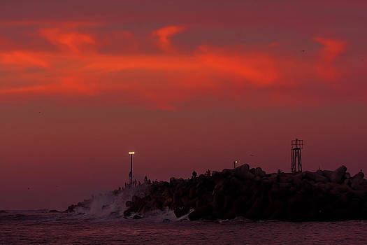 After Sunset by Phil Dyer