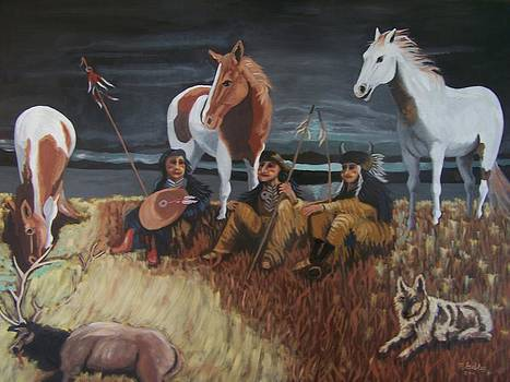After the Hunt by Robert E Gebler