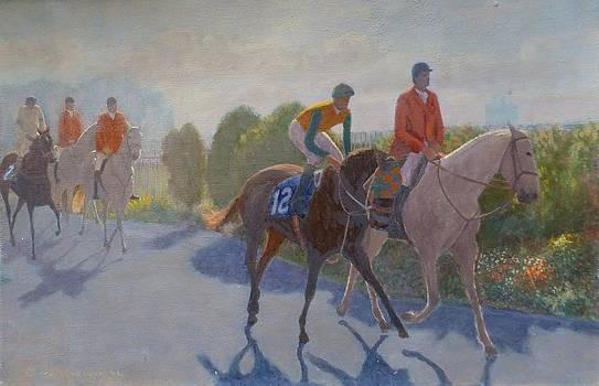 Terry Perham - After The Race