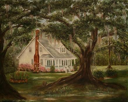 After the Rain by Bernadette Amedee