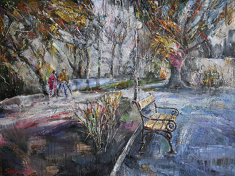 After the Rain II by Stefano Popovski