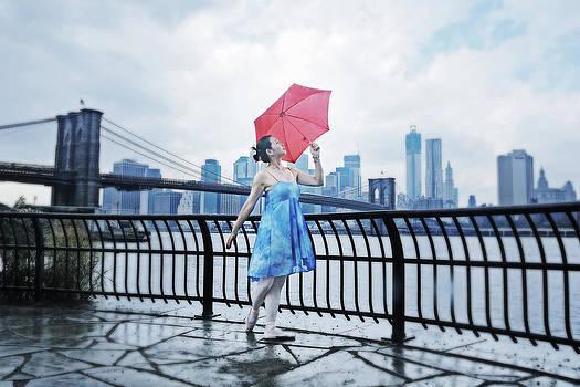 After the rain by Mayumi Yoshimaru