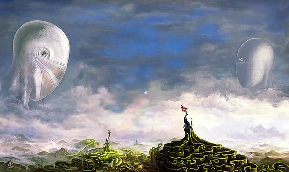After the Rain by Odysseas Stamoglou