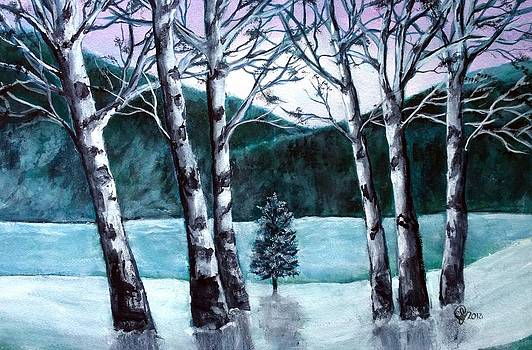 After the Snow by Catherine Jeffrey