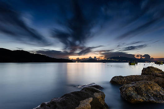 After the stormy night by Tommaso Di Donato