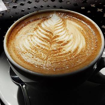 Afternoon Latte :) by Vicky Hatata