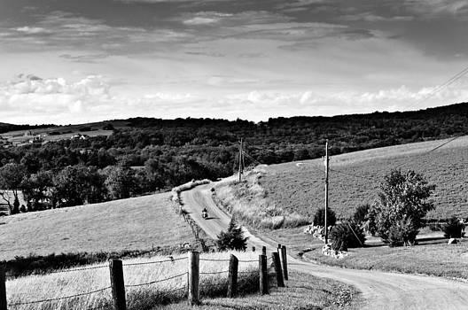 Afternoon Ride by Eric Ferrar