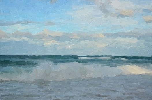 Phillip J Gordon - Afternoon Waves