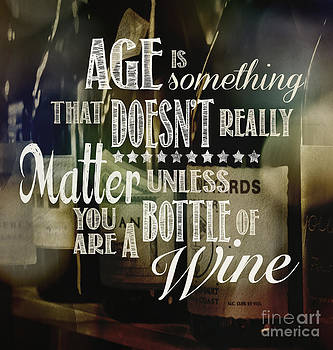 Age Doesnt Matter by Stacey Granger