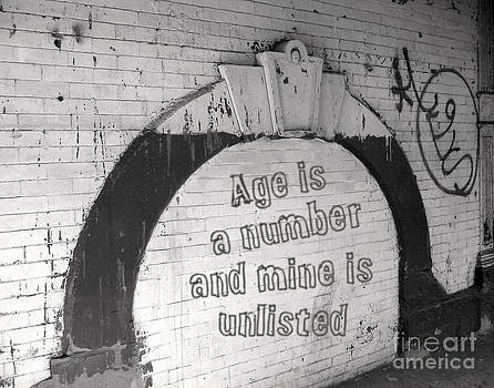 Age is a Number by Karen Derrico