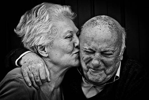 Aged but still n Love by Janet Moss
