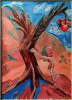 Aged Eve by Vladimir A Shvartsman