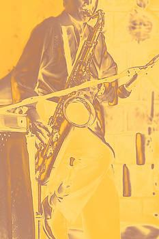 Kantilal Patel - Aggy Santanna the Saxophonist
