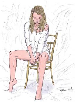 Agnieszka by Steven White