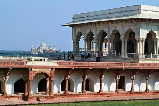 Devinder Sangha - Agra Fort Complex and Taj Mahal