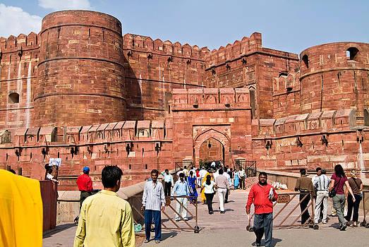 Devinder Sangha - Agra Fort Entrance