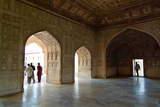 Devinder Sangha - Agra Fort Hall